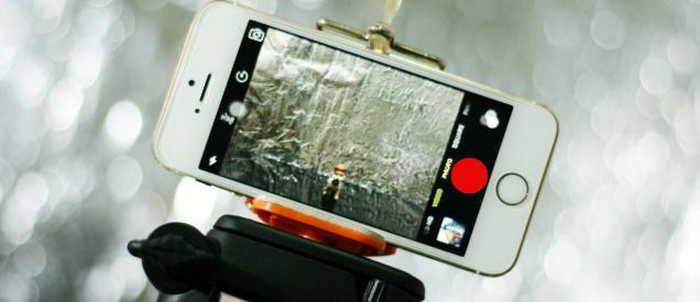 blogg mobil stativ