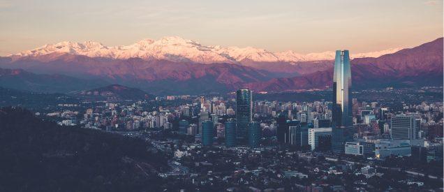 Bild på Santiago