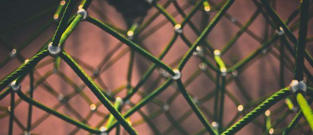 Sammanlänkade rep